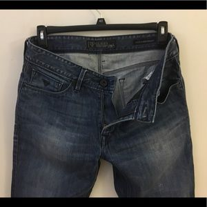 Guess brand jeans- 32x32, Lincoln Slim Straight